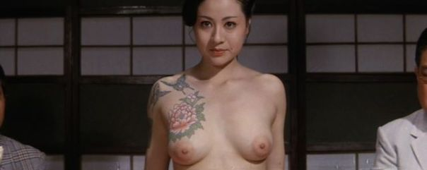 A Mulher da Yakuza 1